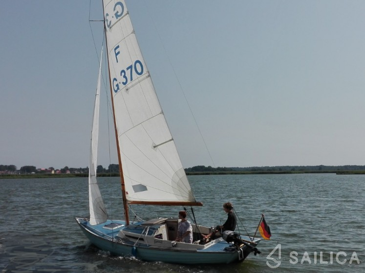 Nordic Folkboat - Yacht Charter Sailica
