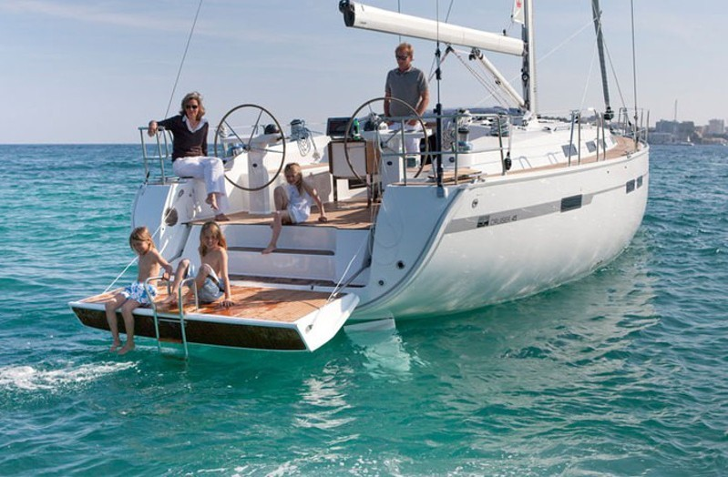 Bavaria 45 Cruiser - Yacht Charter Sailica