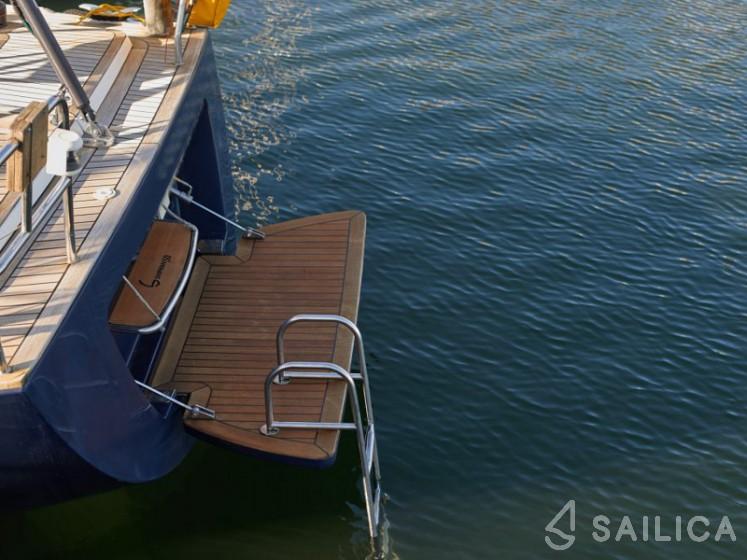 Rent Shipman 50 in Portugal - Sailica