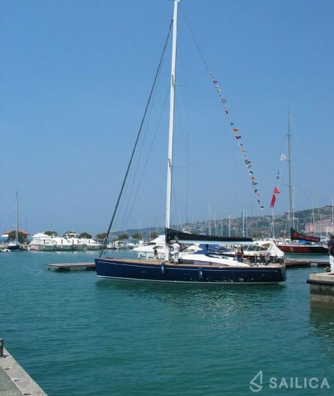 Shipman 50 - Sailica Yacht Booking System #5