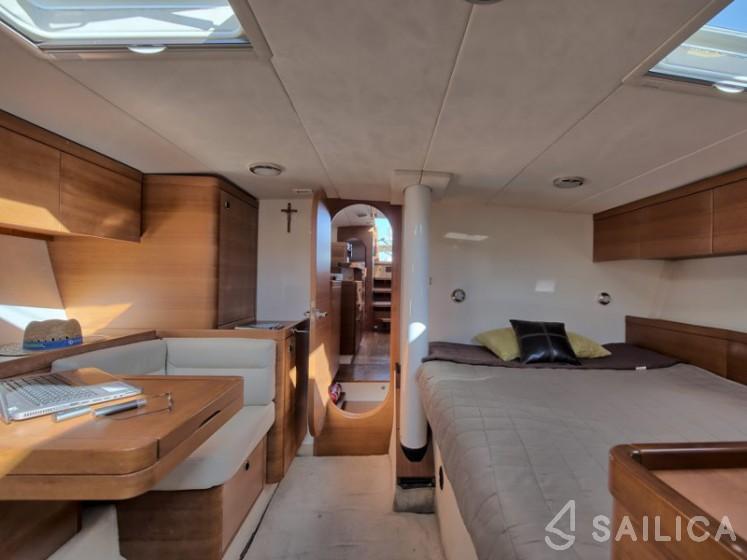 Shipman 50 - Sailica Yacht Booking System #14
