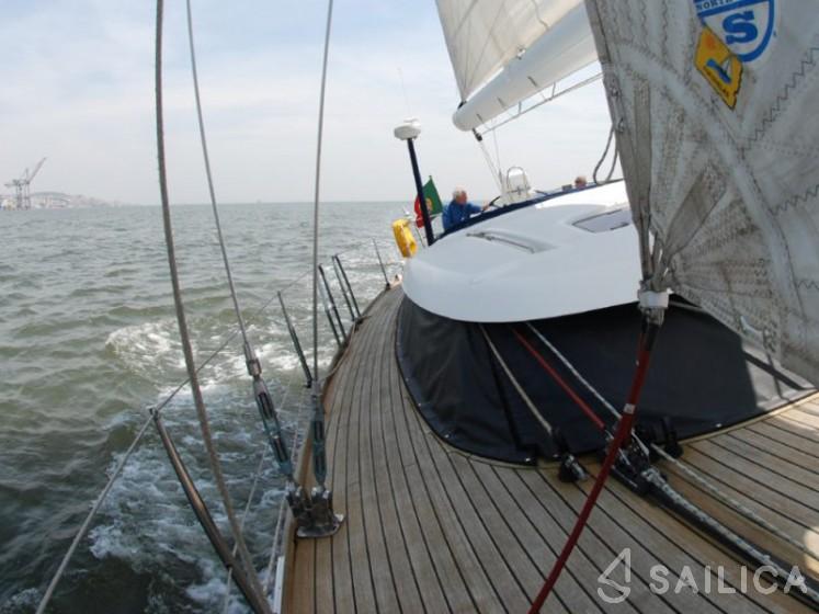 Shipman 50 - Sailica Yacht Booking System #7