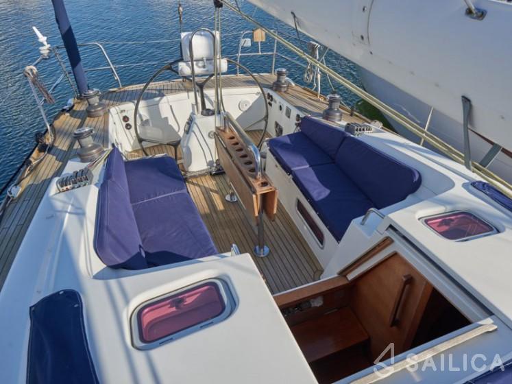 Shipman 50 - Sailica Yacht Booking System #17