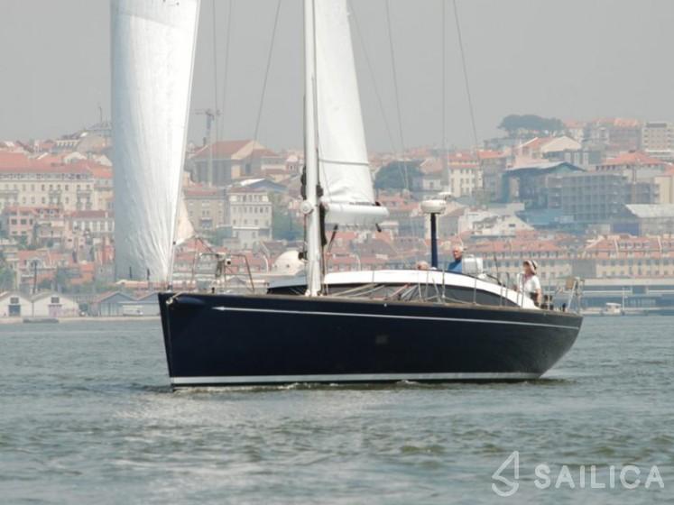 Shipman 50 - Sailica Yacht Booking System #6