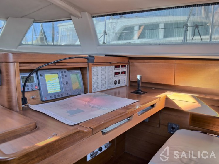 Shipman 50 - Sailica Yacht Booking System #13