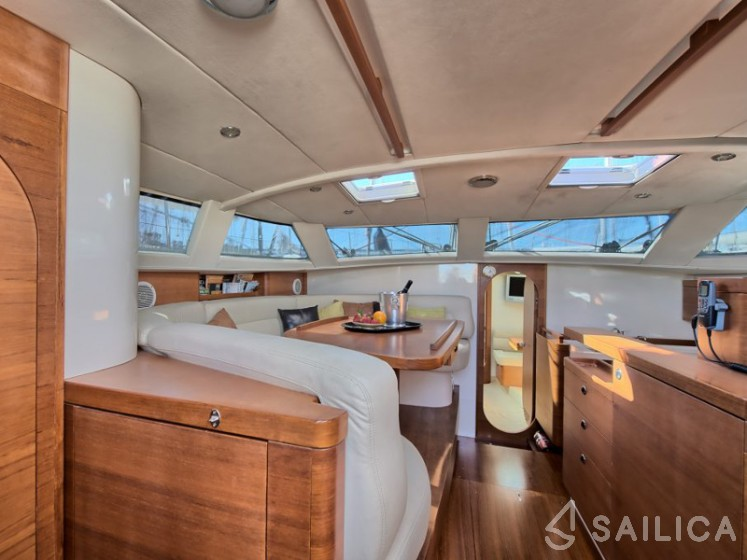 Shipman 50 - Sailica Yacht Booking System #11