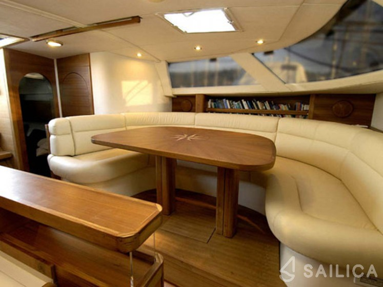Shipman 50 - Sailica Yacht Booking System #9