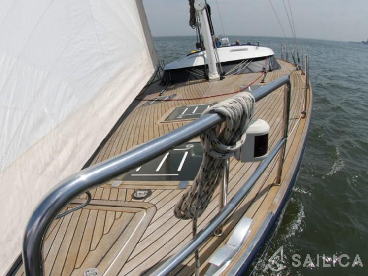 Shipman 50 - Sailica Yacht Booking System #4