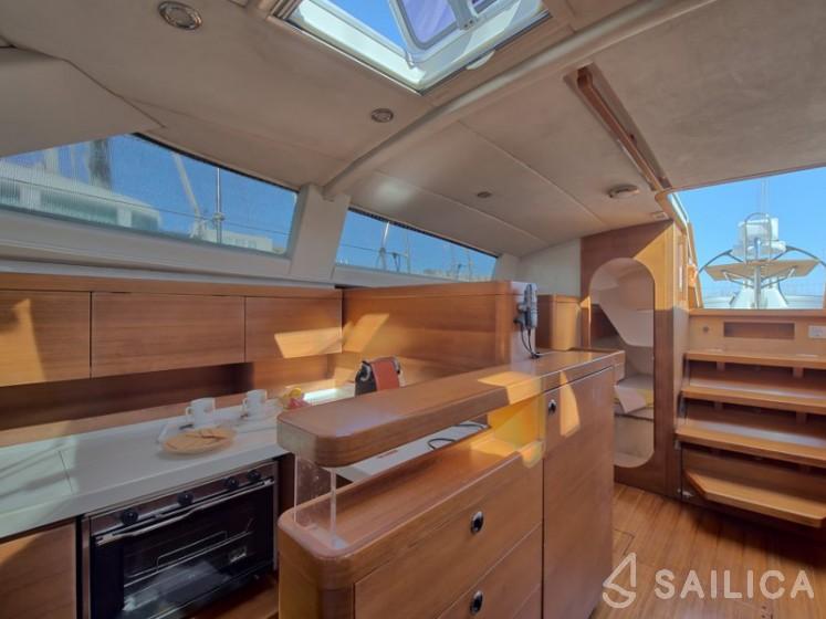 Shipman 50 - Sailica Yacht Booking System #12