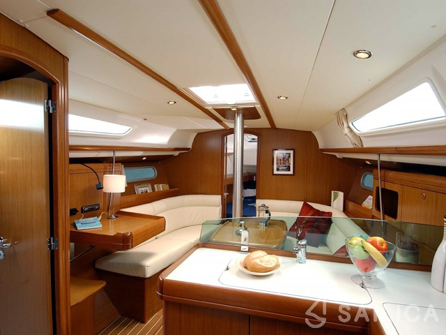 Rent Sun Odyssey 36i in Greece - Sailica