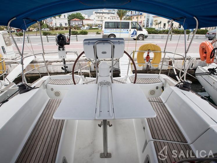 Sun Odyssey 36i - Sailica Yacht Booking System #5