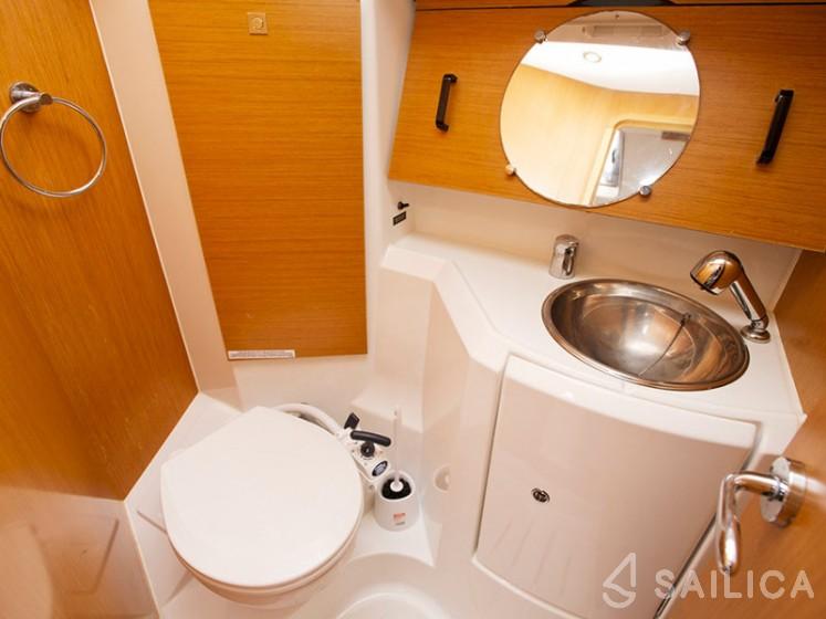 Sun Odyssey 36i - Sailica Yacht Booking System #10