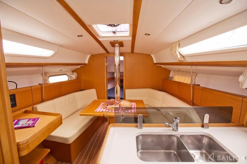 Sun Odyssey 36i - Sailica Yacht Booking System #7