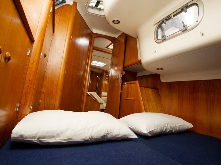 Sun Odyssey 36i - Sailica Yacht Booking System #9