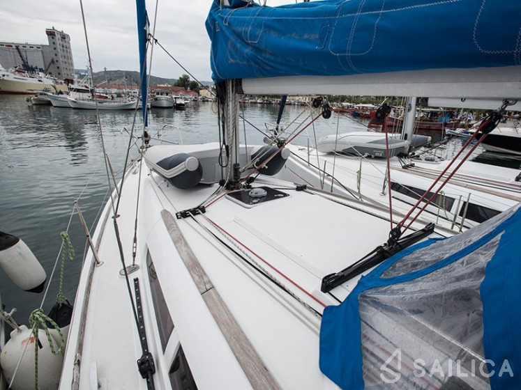 Sun Odyssey 36i - Sailica Yacht Booking System #4