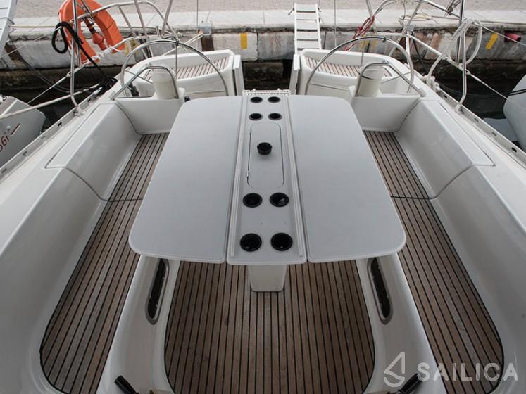 Sun Odyssey 45.2 - Sailica Yacht Booking System #4