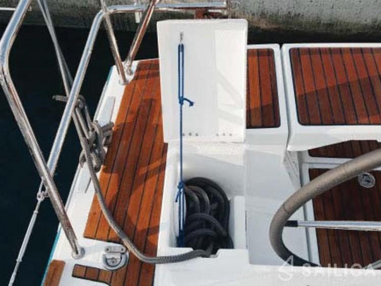Beneteau 48 - Yacht Charter Sailica