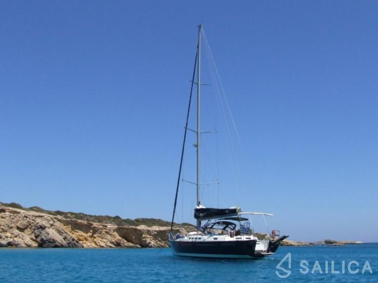 Beneteau 57 - Yacht Charter Sailica