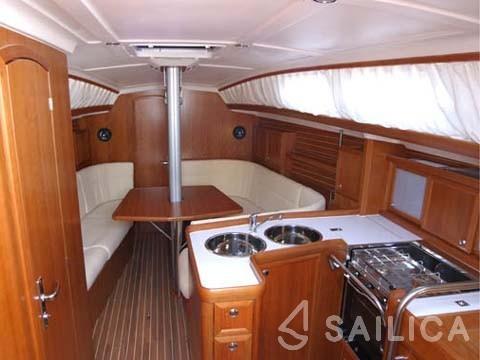 Elan 37 - Yacht Charter Sailica