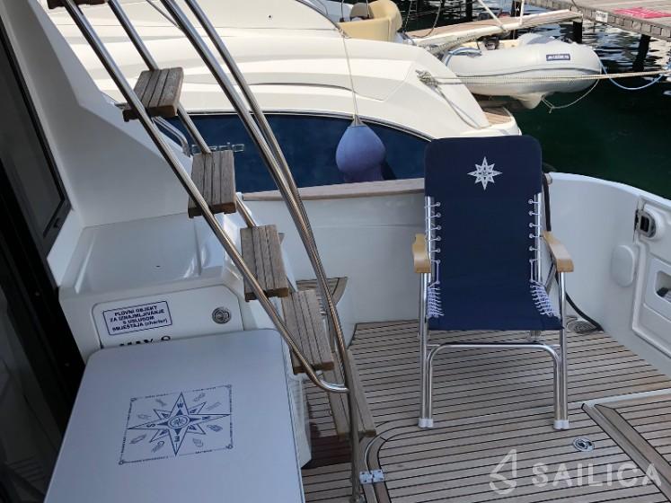 Antares 42 - Yacht Charter Sailica