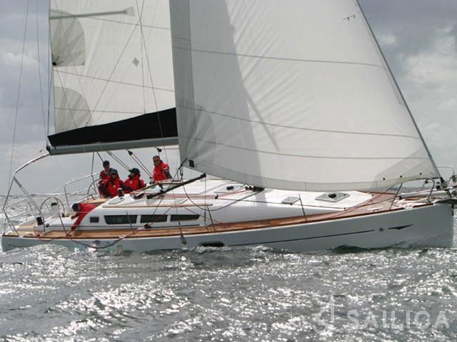 Sun Odyssey 42 i - Yacht Charter Sailica