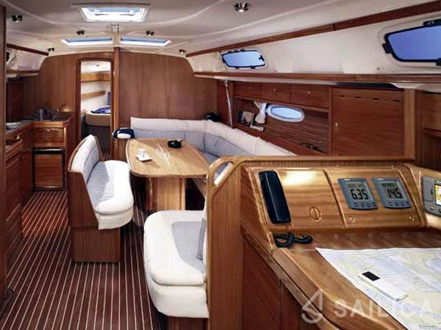 Bavaria 42 Cruiser - Yacht Charter Sailica