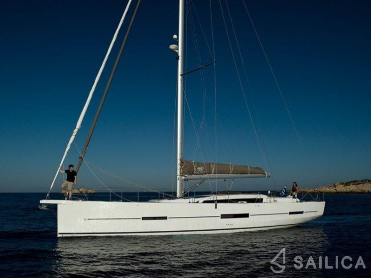 Dufour 560 - Yacht Charter Sailica