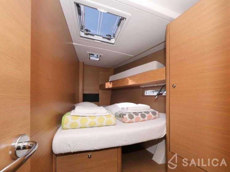 Dufour 560 - Yacht Charter Sailica