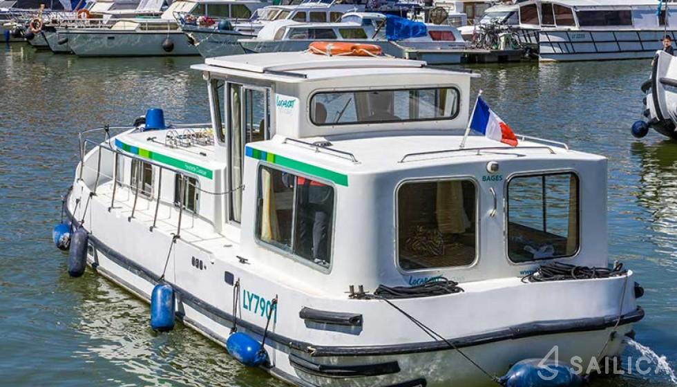 Pénichette 935 FR - Sailica Yacht Booking System #5