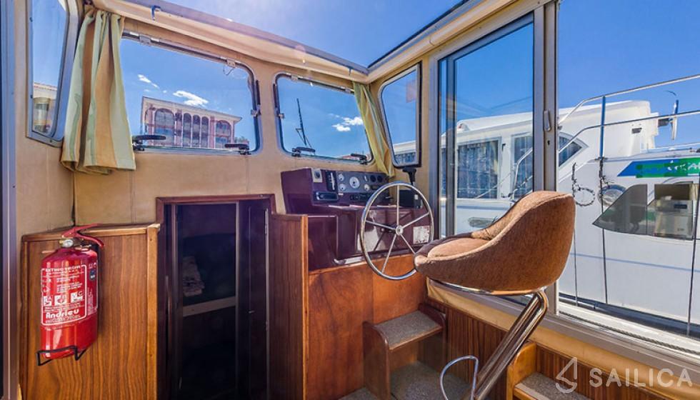 Pénichette 935 FR - Sailica Yacht Booking System #7