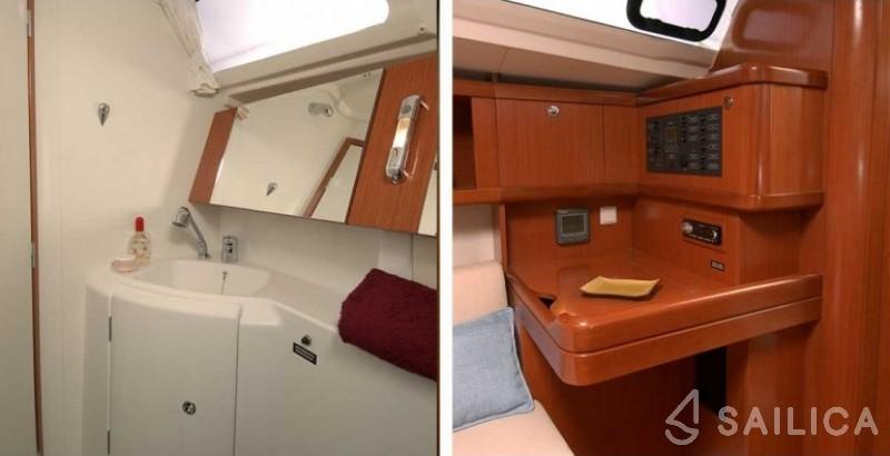 Oceanis 31 - Yacht Charter Sailica