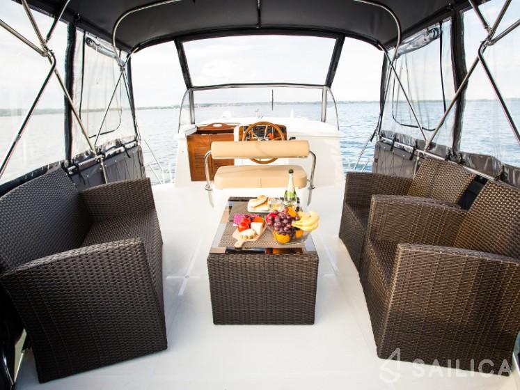 Nautiner 40.2 AFT - Yacht Charter Sailica