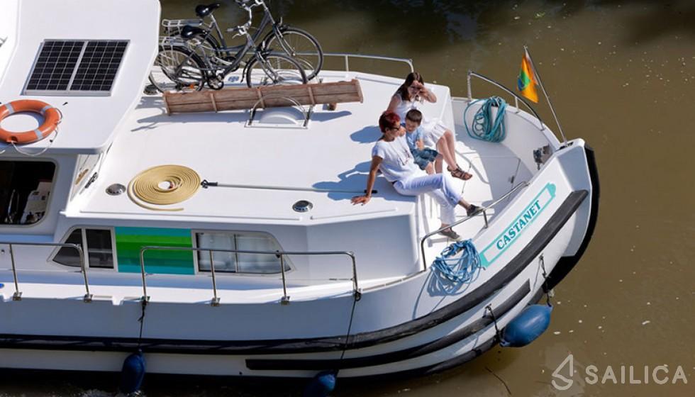 Pénichette 1180 FR - Sailica Yacht Booking System #6