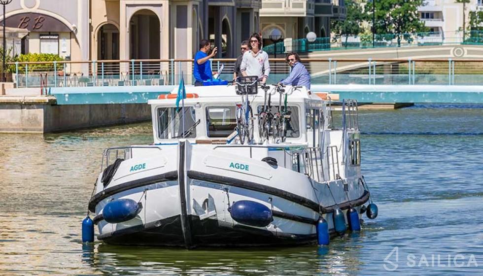 Pénichette 1180 FR - Sailica Yacht Booking System #10