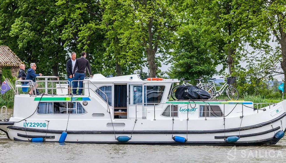 Pénichette 1180 FR - Sailica Yacht Booking System #8