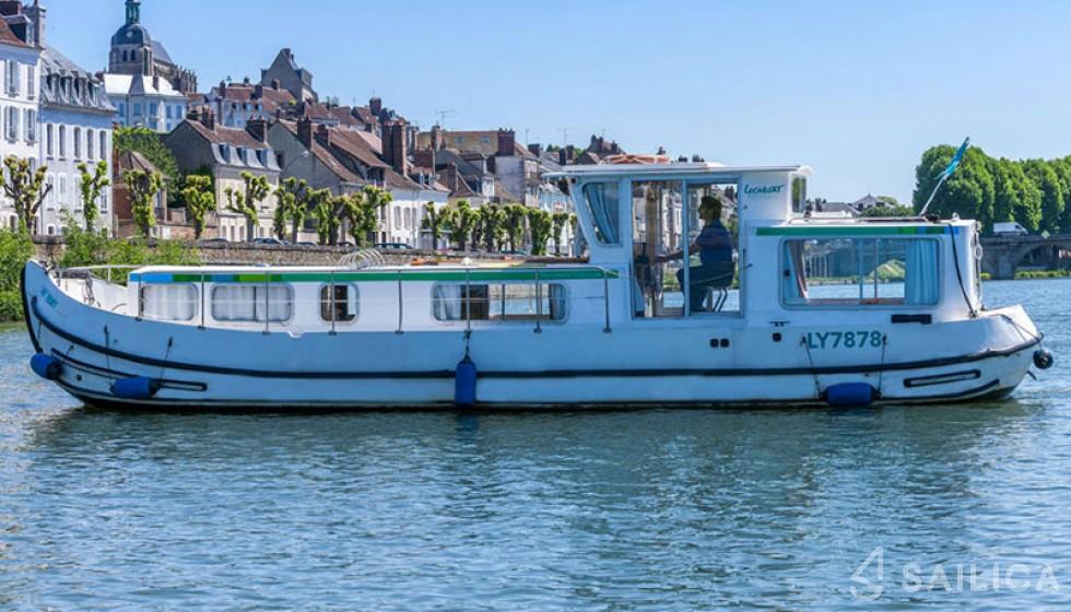 Pénichette 1107 FR in Marina Cahors - Sailica