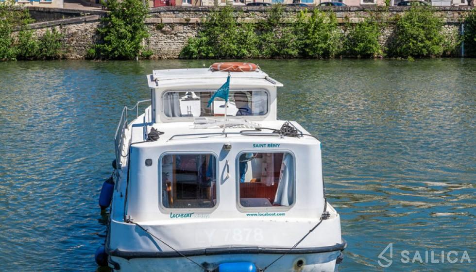 Pénichette 1107 FR - Sailica Yacht Booking System #7