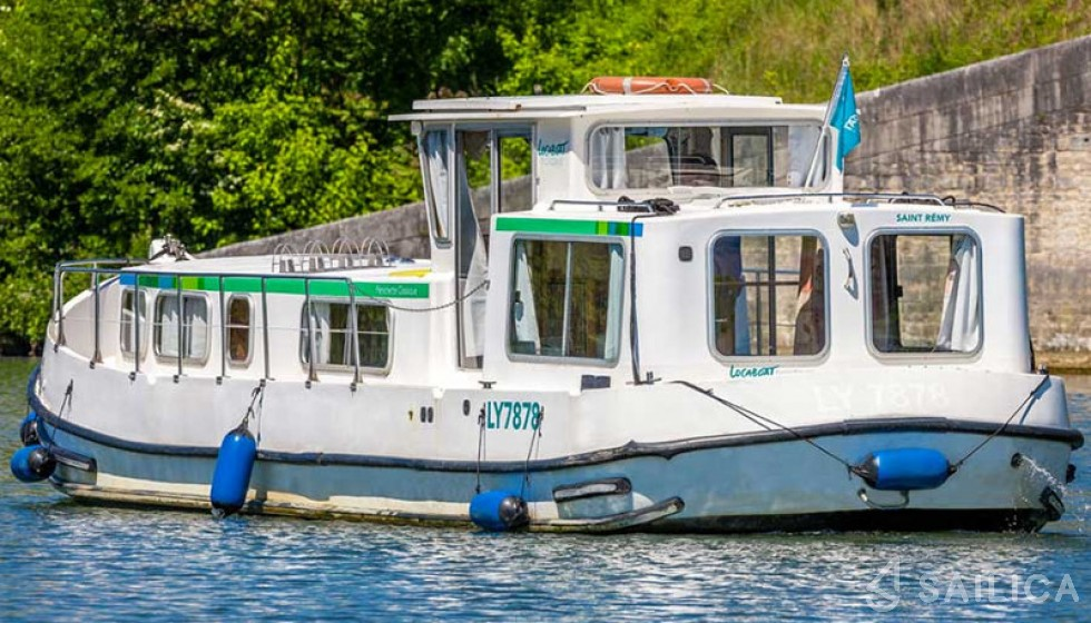 Pénichette 1107 FR - Sailica Yacht Booking System #5