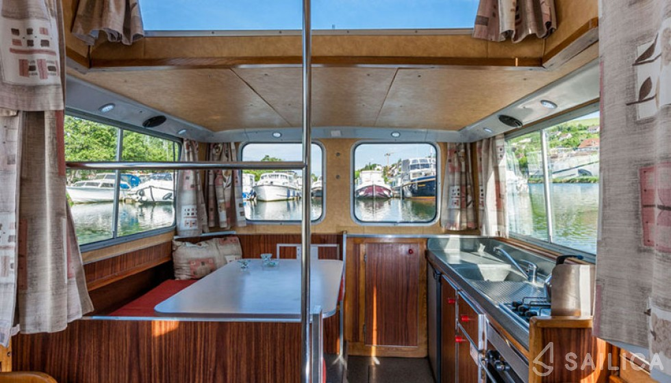Pénichette 1107 FR - Sailica Yacht Booking System #4