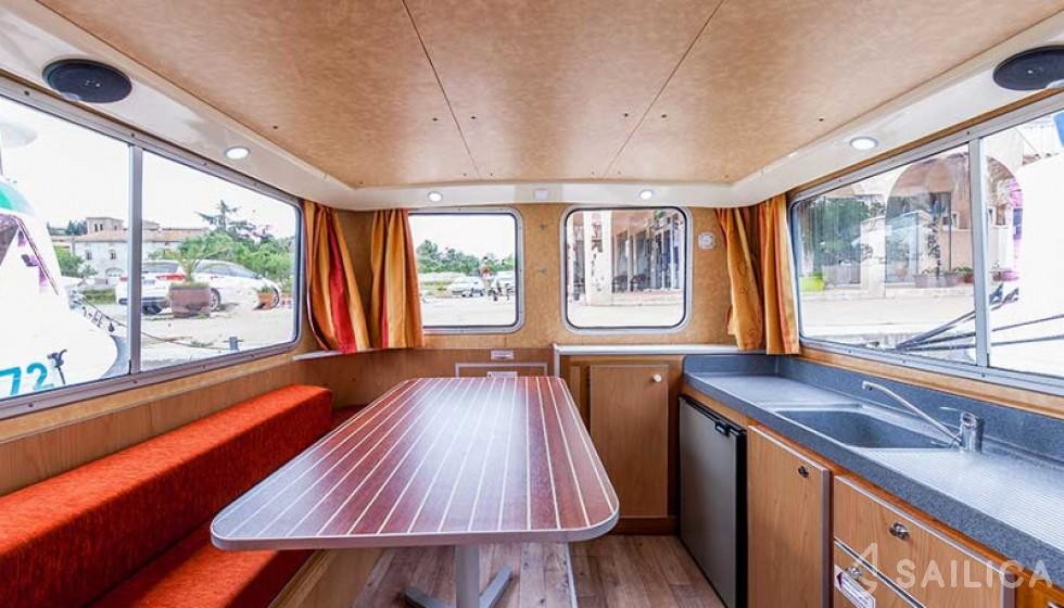 Pénichette 1107 FR - Sailica Yacht Booking System #12