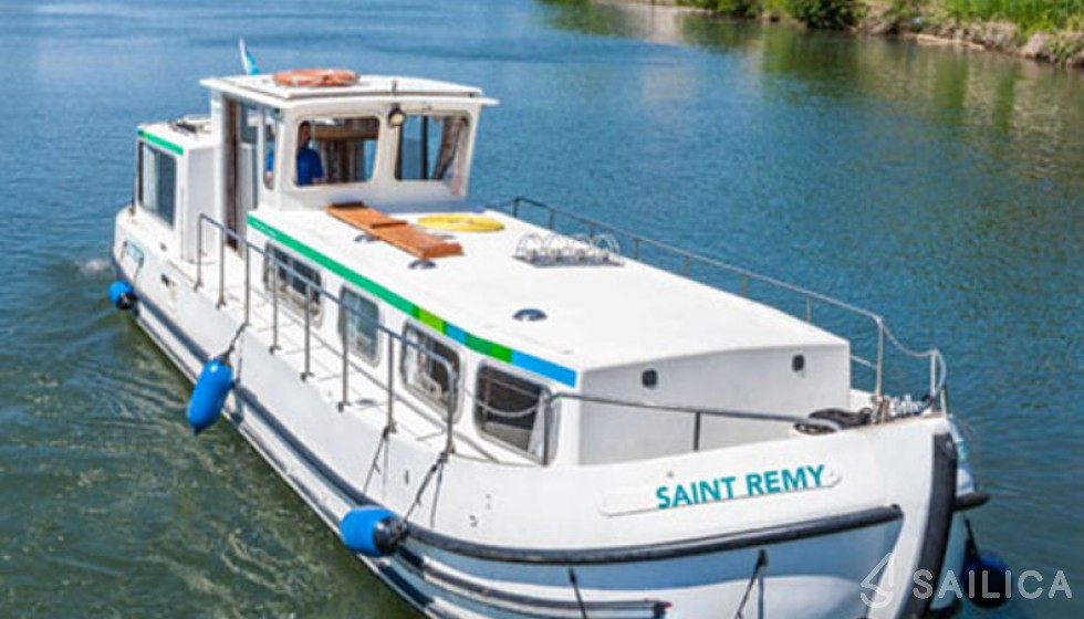 Pénichette 1107 FR - Sailica Yacht Booking System #6
