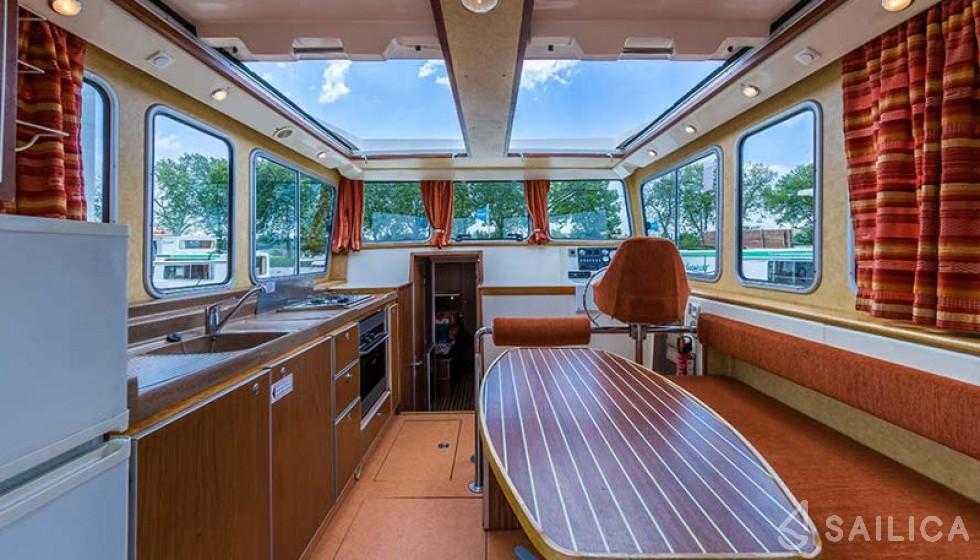 Pénichette 1120 FR - Sailica Yacht Booking System #5