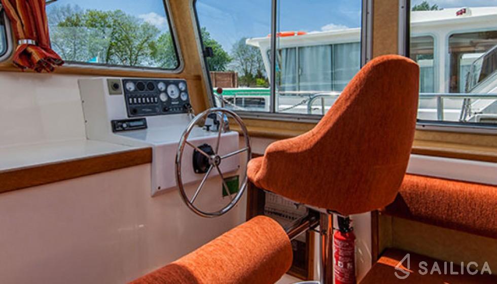 Pénichette 1120 FR - Sailica Yacht Booking System #14