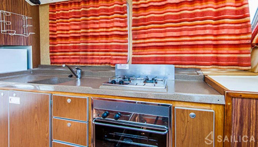 Pénichette 1120 FR - Sailica Yacht Booking System #9