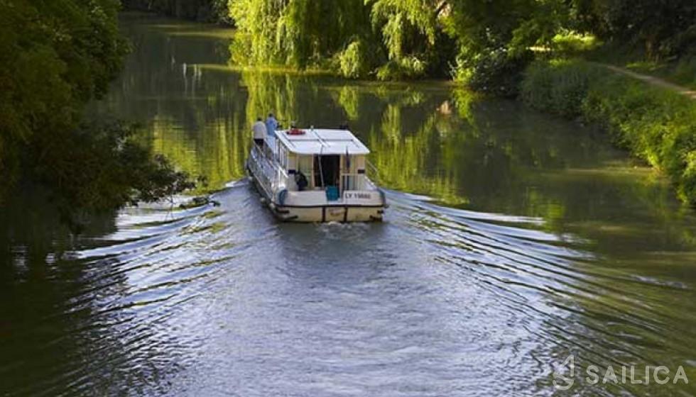 Pénichette 1120 FR - Sailica Yacht Booking System #7
