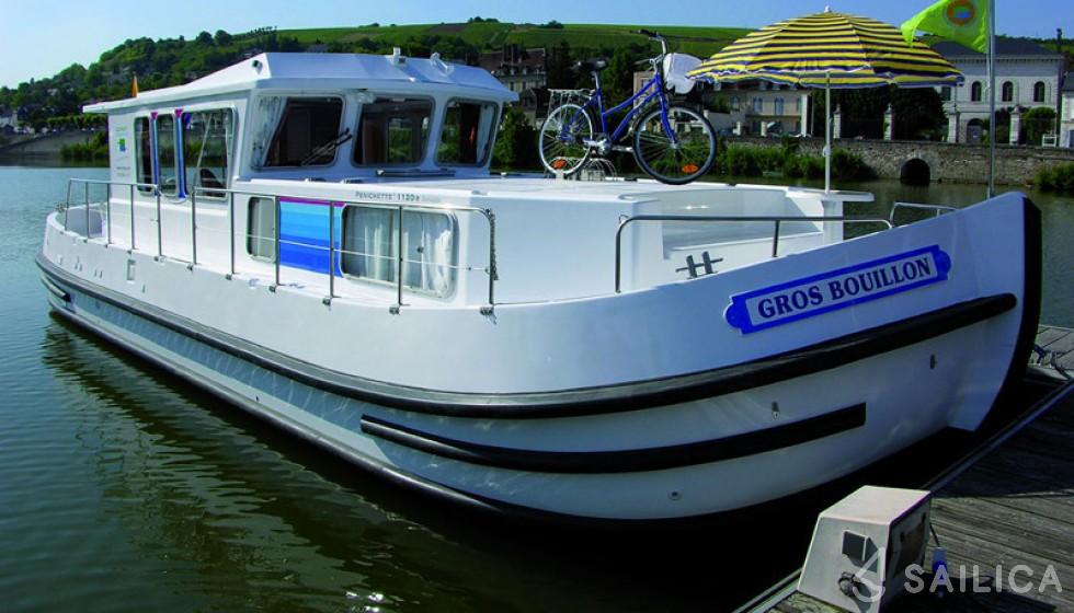 Pénichette 1120 FR - Sailica Yacht Booking System #8