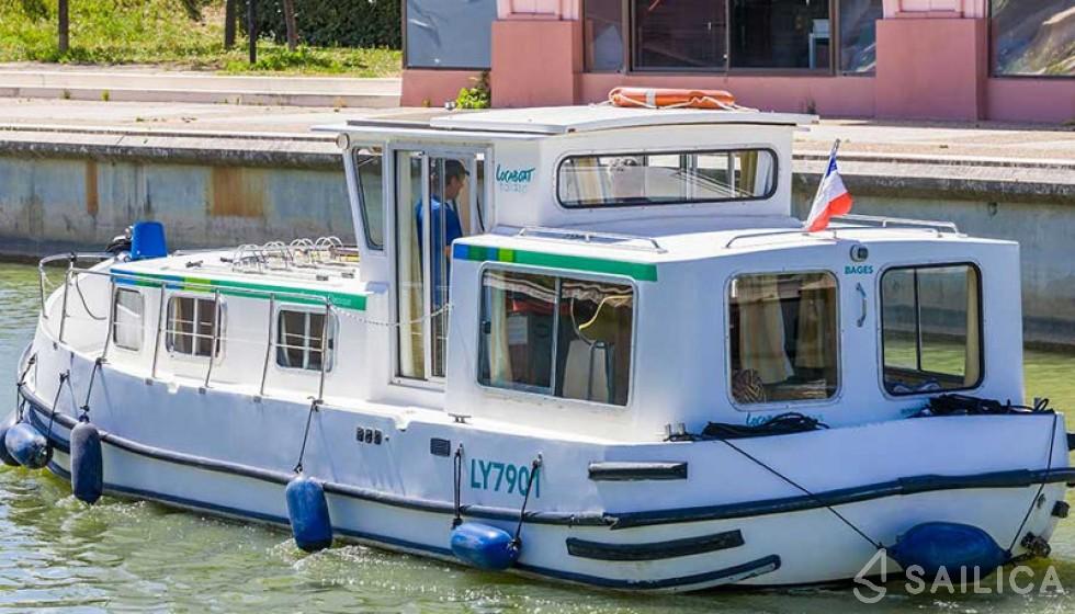 Pénichette 935 FR - Sailica Yacht Booking System #4