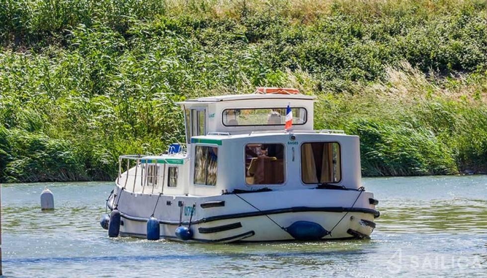 Pénichette 935 FR - Sailica Yacht Booking System #9