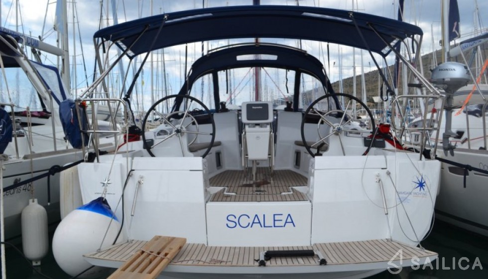 Sun Odyssey 449 - Чартер яхт Sailica
