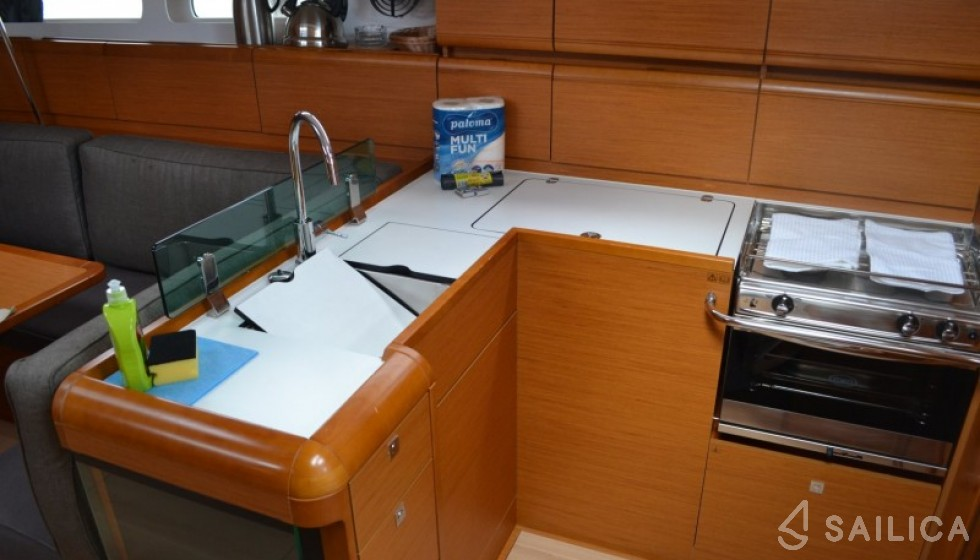 Sun Odyssey 449 - Sailica Yacht Booking System #5